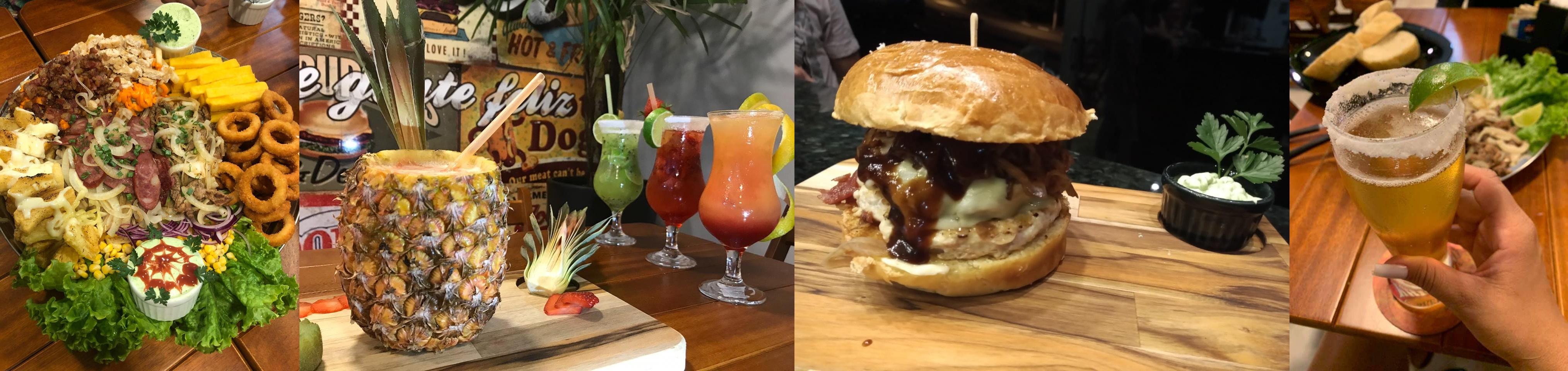 Snack House tem drinks com ou sem álcool para refrescar o calor do sábado