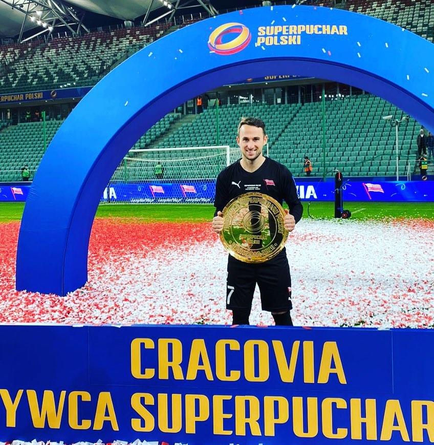 Diego Ferraresso é campeão na Polonia