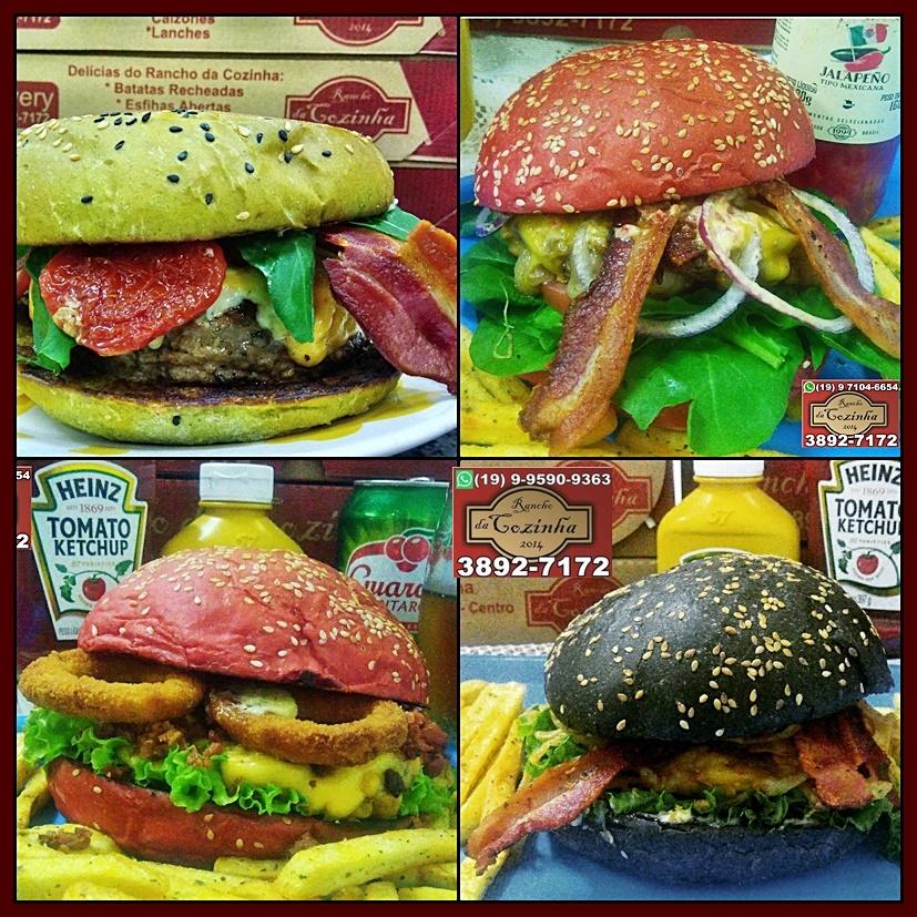 Rancho da Cozinha tem hambúrgueres em promoção nesta quinta-feira