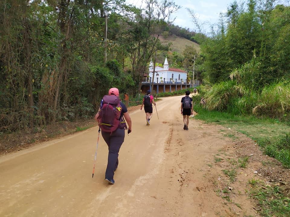 Caminho pro Interior tem caminhada de 14km para comemorar o primeiro ano