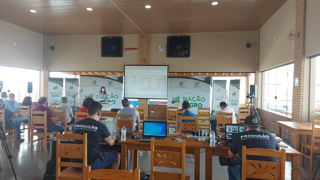 Dia de Campo Seguro em Serra Negra debateu café, vinho e turismo rural