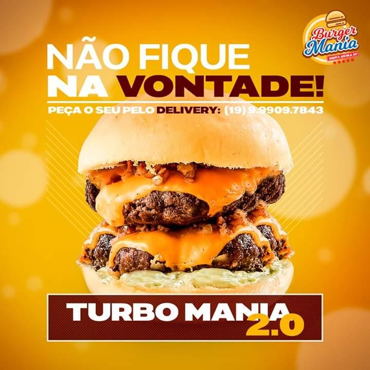 Turbo Mania 2.0 é o super lanche para a sua sexta-feira