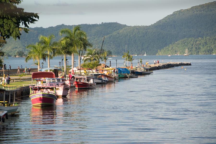 Aproveite o mês de janeiro na Pousada do Sandi, em Paraty