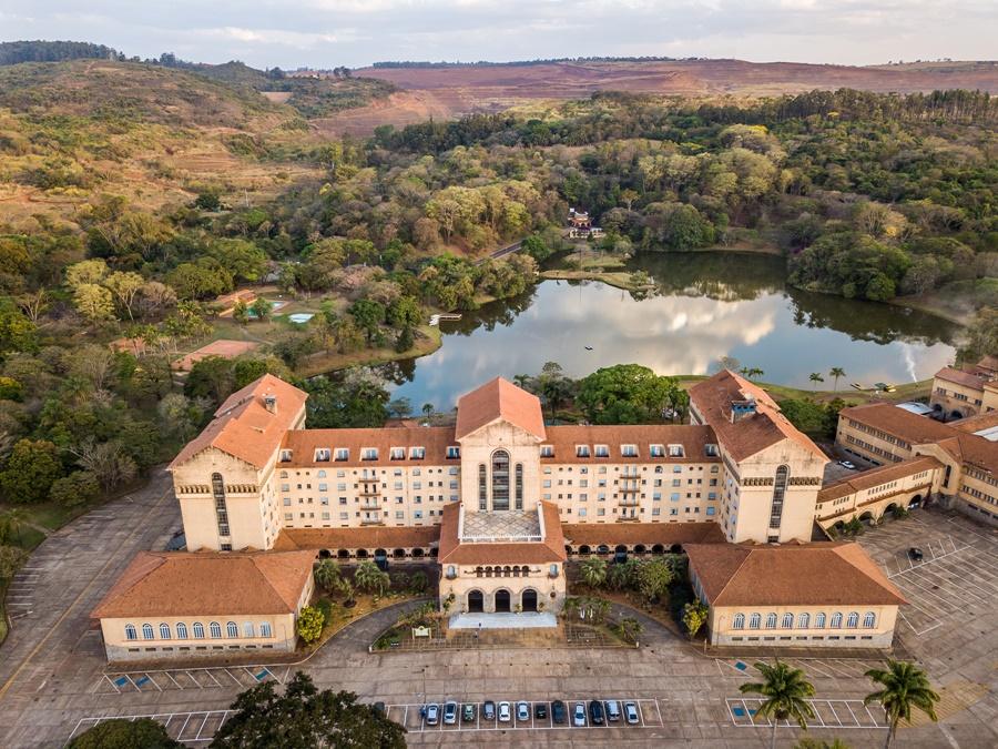Grande Hotel Termas de Araxá apresenta programação durante o mês de dezembro