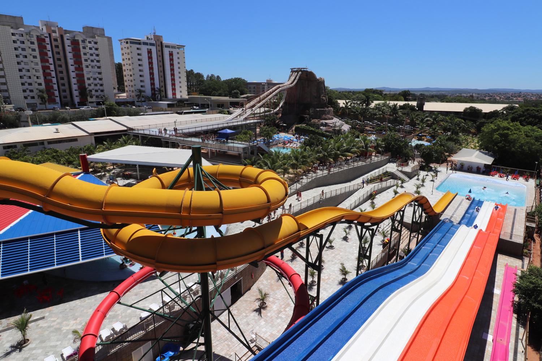 Acqua Park Splash do Grupo diRoma tem novidades para os visitantes