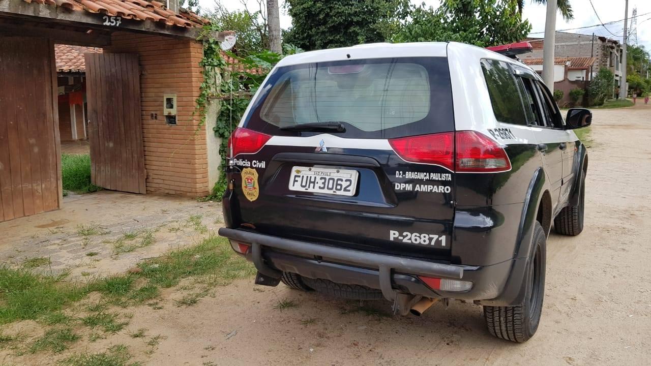 Mulher é detida por maus tratos a animal, em Amparo