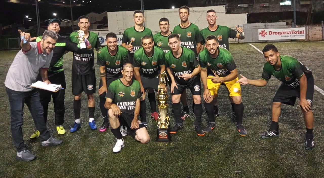 Na Raça: Alambique leva a taça do 3º Campeonato Society do Beiçola SP Pub