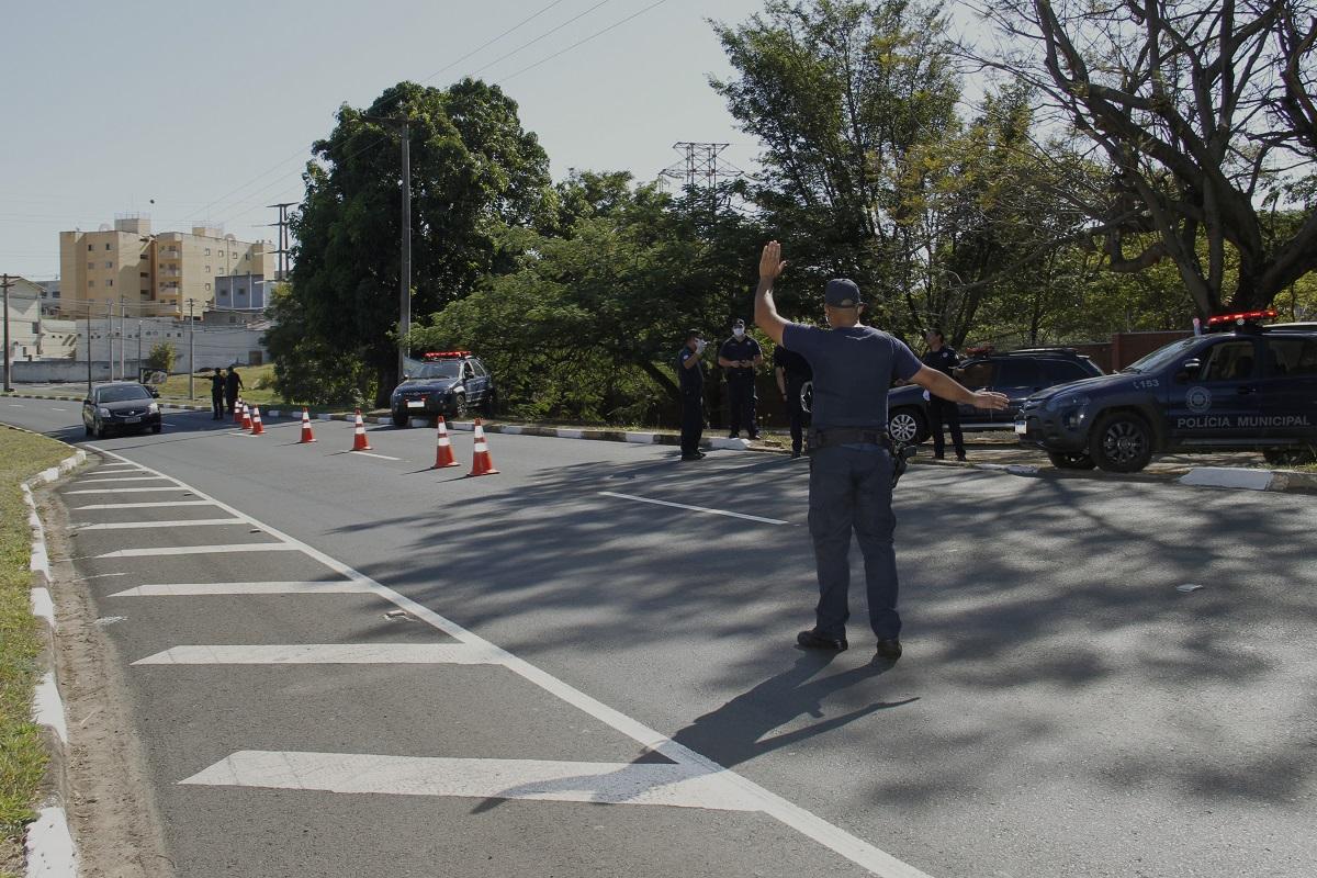 Polícia Municipal de Jaguariúna atende quase 2.500 ocorrências em 2020