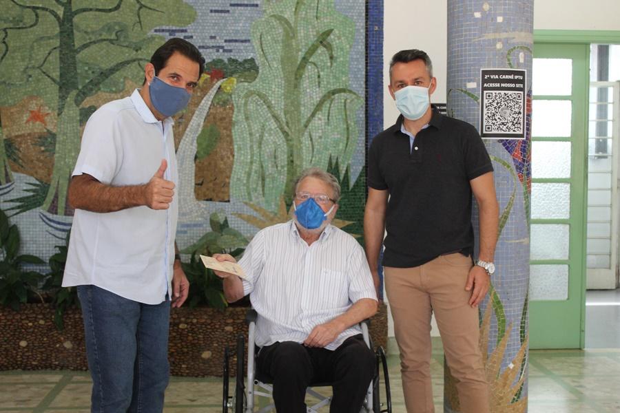 Prefeitura repassou R$ 11 mil ao hospital para compra de oxigênio