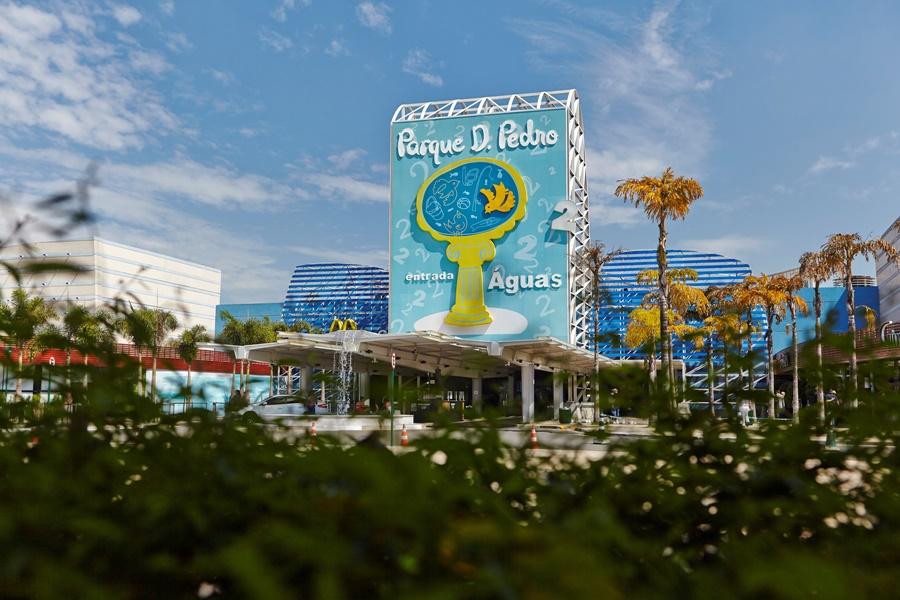 Parque D. Pedro Shopping amplia horário de funcionamento na Fase Amarela