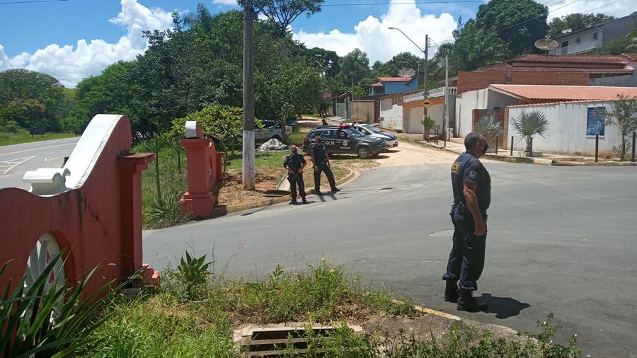 Ações de Forças Públicas acontecem no Jardim do Salto
