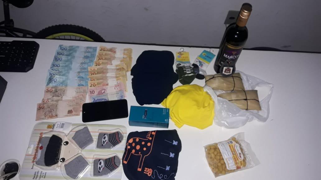 Mulher é detida com notas falsas pela GCM de Amparo