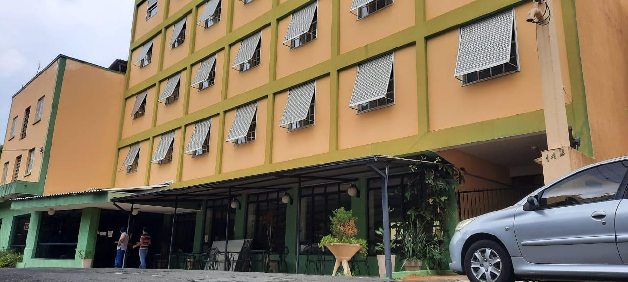 Prefeitura de Águas de Lindoia leva idosos  Lar São Camilo de Lélis para hotel