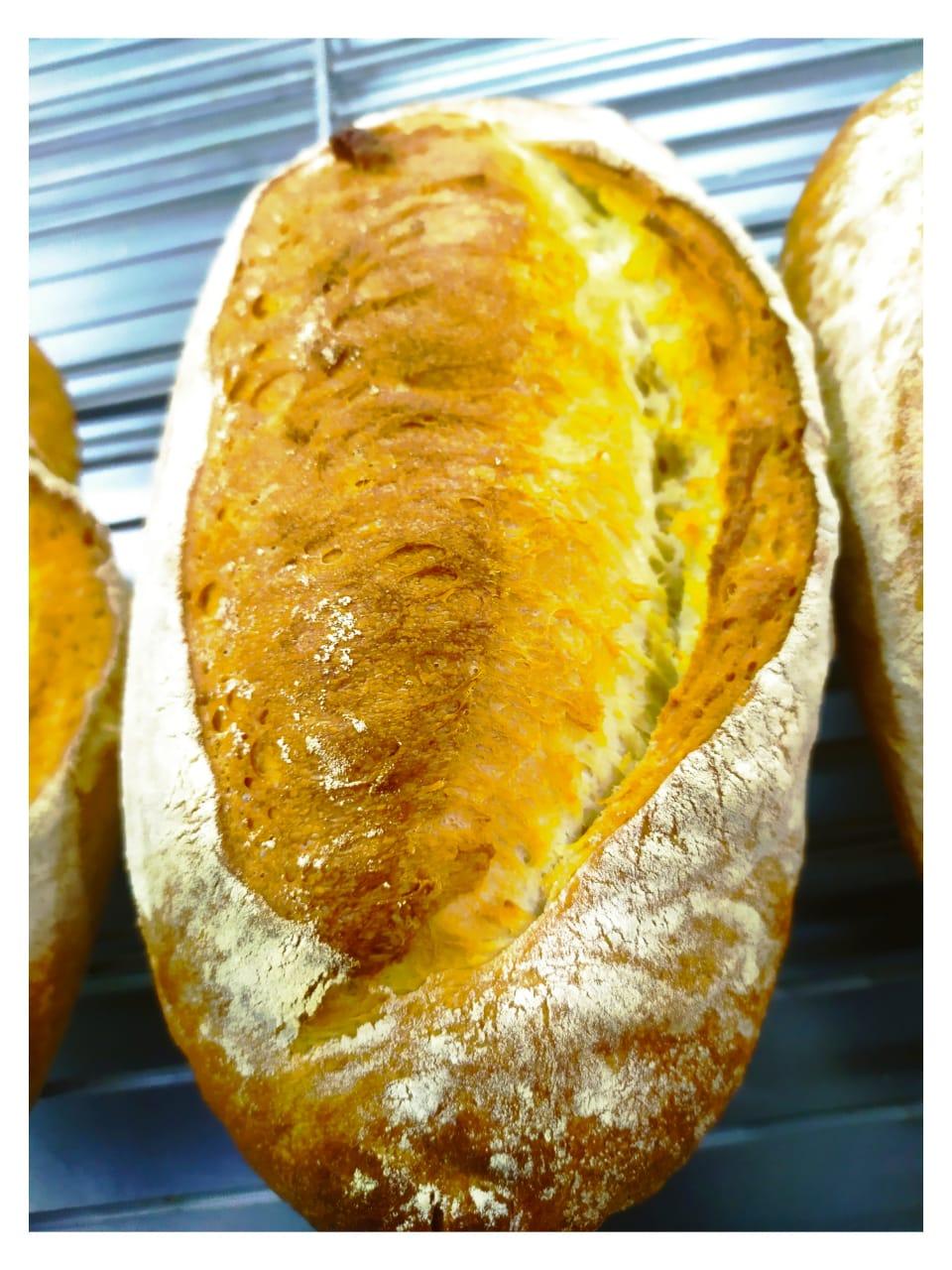 Pane Di Marchi tem toscano, 100% integral e bolos artesanais, nesta quarta-feira
