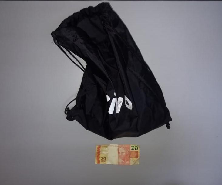 PM detém homem por roubo no Centro de Serra Negra