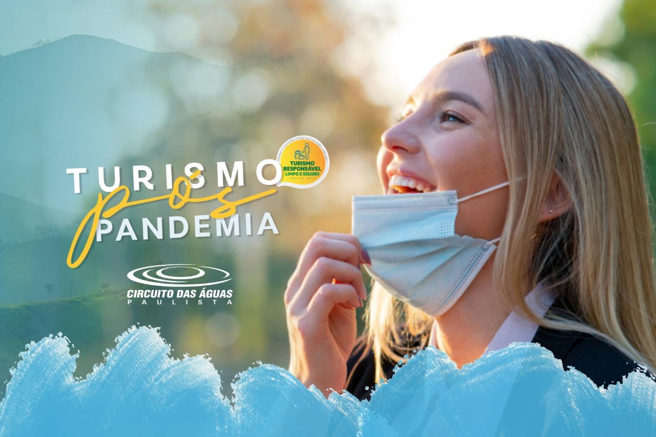 Circuito das Águas Paulista é opção de Turismo Consciente e Seguro, no pós pandemia