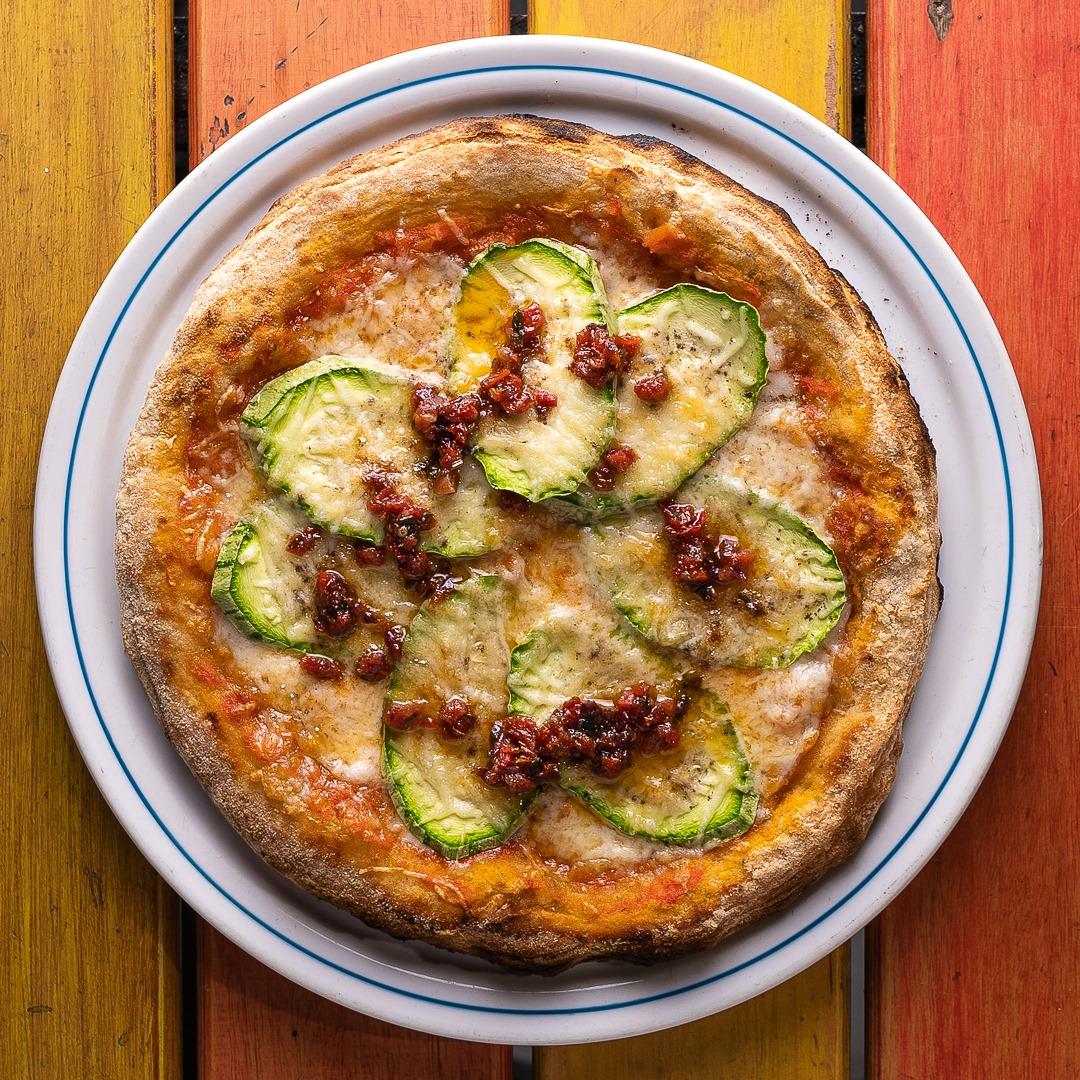 Pizzas da Americana são as boas do domingo