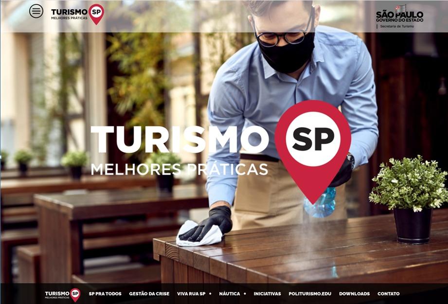 Turismo lança plataforma de boas práticas para enfrentar a pandemia