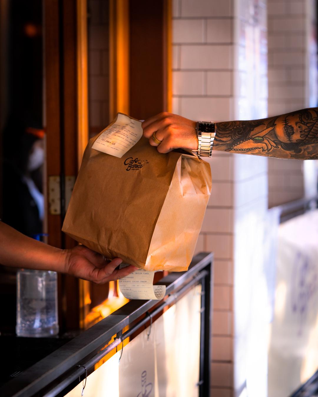 Café Boteco tem delivery e take away para o sábado
