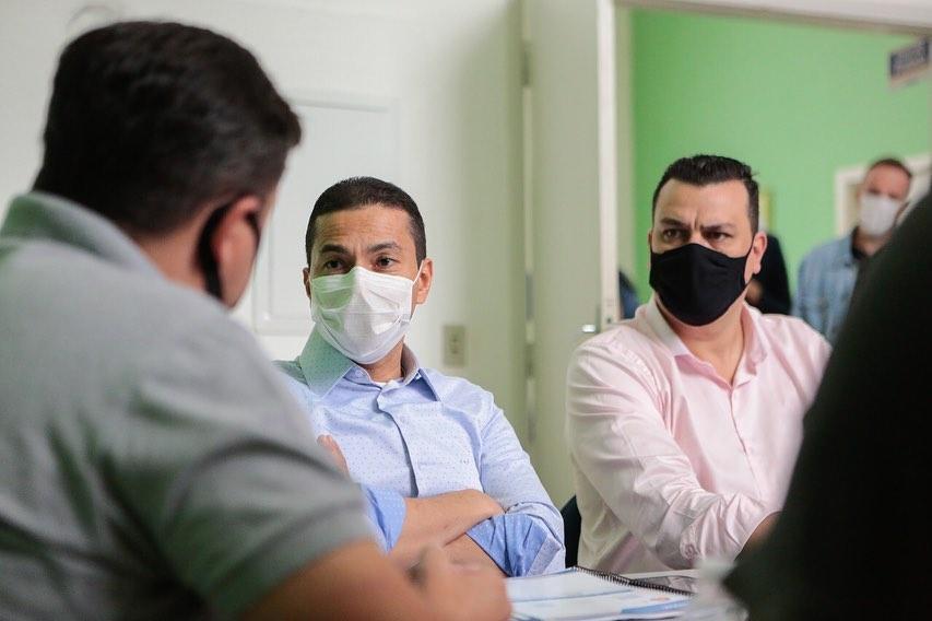 Marcos Pereira anuncia mais de R$700 mil para a Saúde do Circuito das Águas Paulista