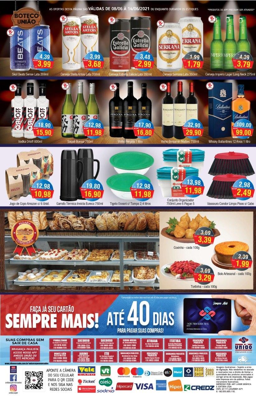 União Supermercados tem ofertas para o fim de semana
