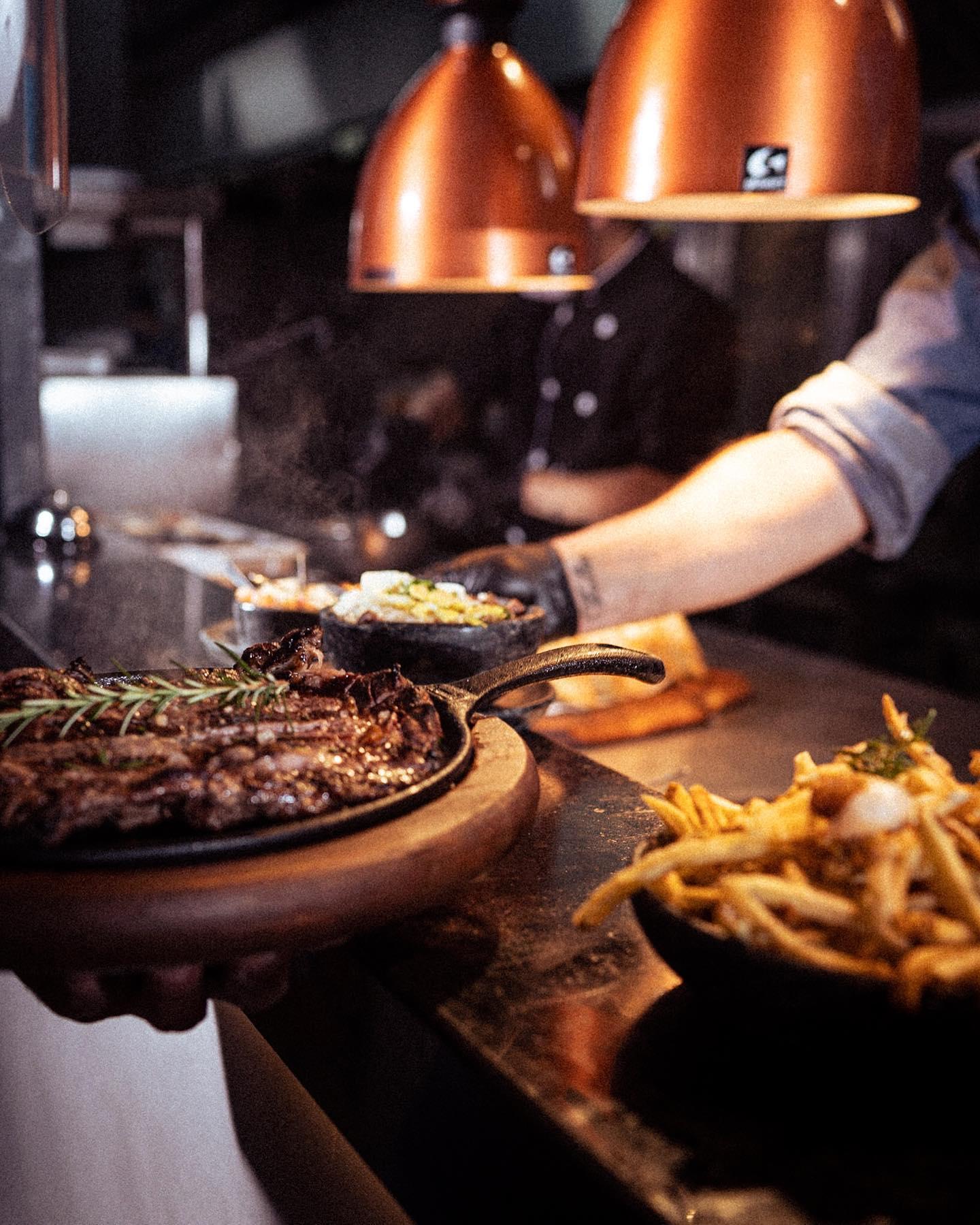 Café Boteco tem opções parrilla argentina para o seu almoço do domingo