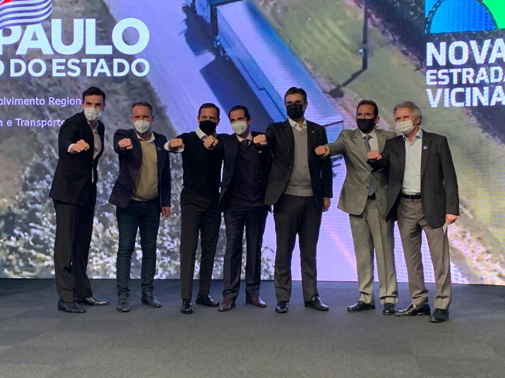 Serra Negra terá R$ 7,3 milhões para melhorias nas estradas dos Leaes e dos Macacos