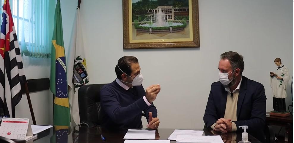 Elmir diz que técnicos defenderam o lockdown total em Serra Negra