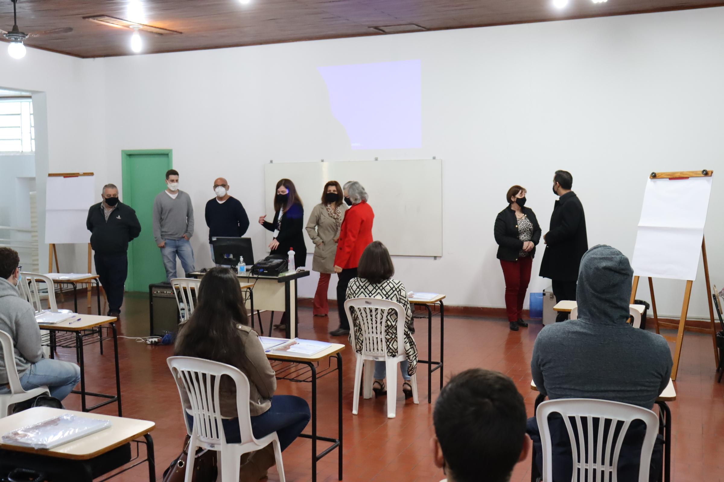 Prefeitura de Serra Negra e Sebrae iniciam turma do Empretec