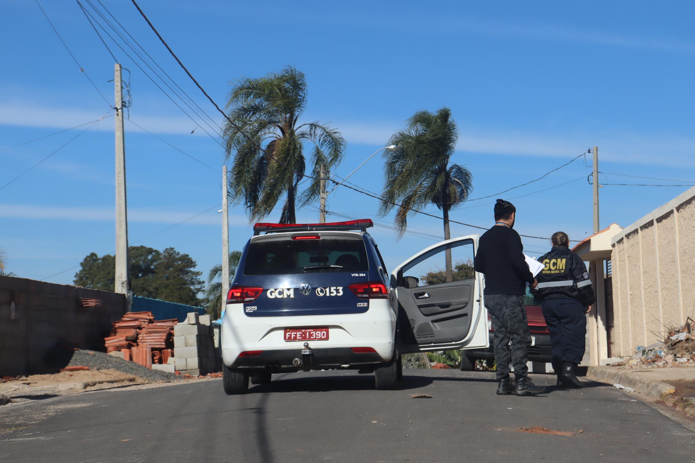 Vinte e cinco pessoas são multadas no mês em Serra Negra por não cumprir isolamento da covid-19