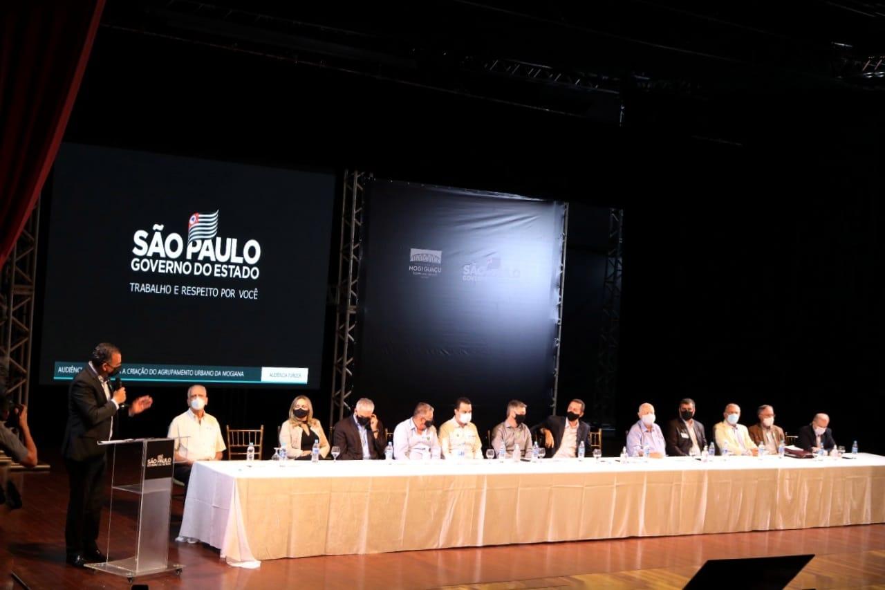 Criação de agrupamento da Mogiana é discutida em audiência