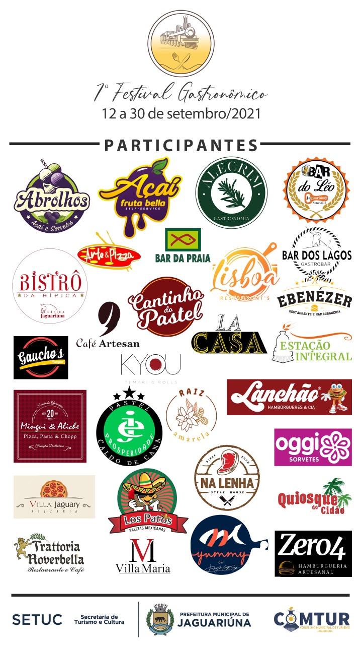 Jaguariúna promove seu 1º Festival Gastronômico