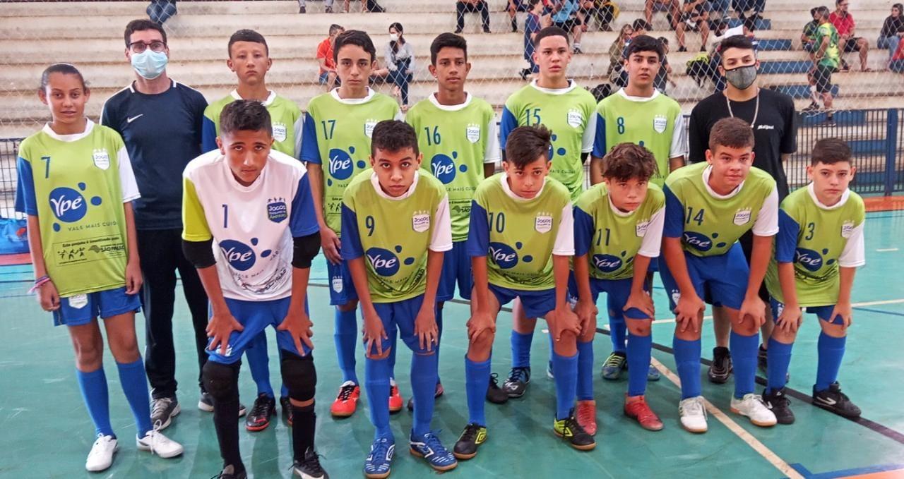 Futsal de Base de Amparo volta a disputar competições