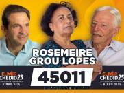 Conheça os candidatos a vereador do PSDB em Serra Negra