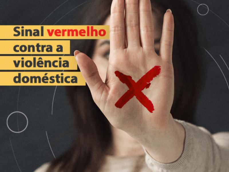 Serra Negra entra na Campanha para o combate à violência doméstica
