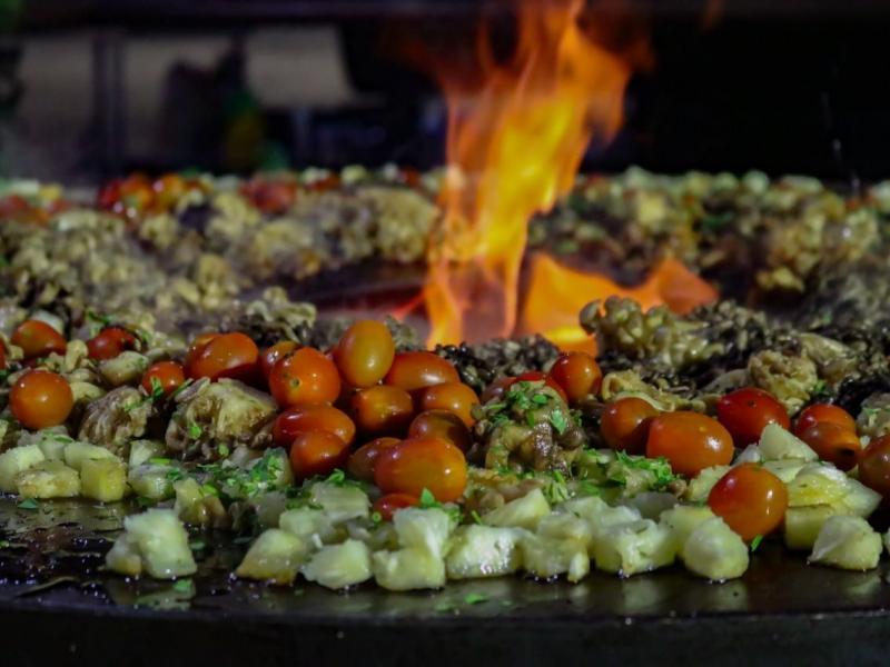 Lagoa do Taquaral recebe festival gastronômico de costela e de sorvete
