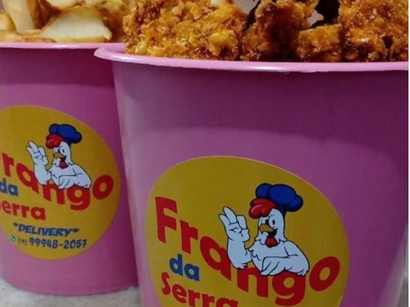 Frango da Serra tem sobremesa inclusa de brinde neste domingo
