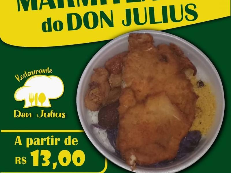 Don Julius tem massas, costela de Angus, Yakisoba e muito mais, nesta terça-feira
