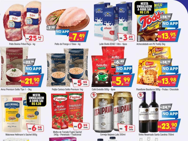 Semana do Carrinho Cheio tem mais de 90 ofertas no União Supermercados