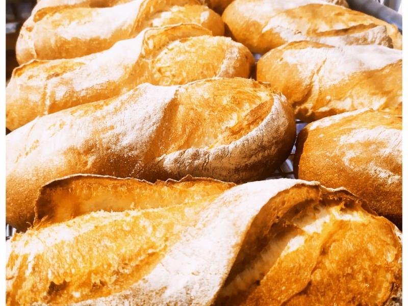 Dezembro começa com fornadas de italiano, brioches e bolos artesanais na Pane Di Marchi