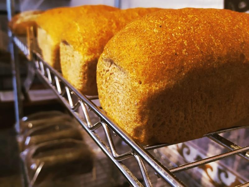Quinta-feira de multigrano, brioches e bolos artesanais na Pane Di Marchi