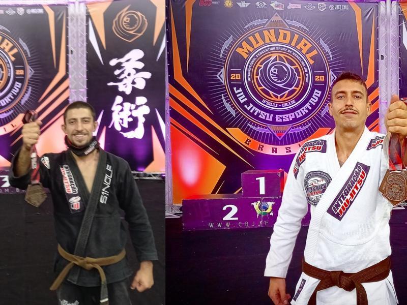 Serra Negra tem medalhistas em Mundial de Jiu-Jitsu CBJJE