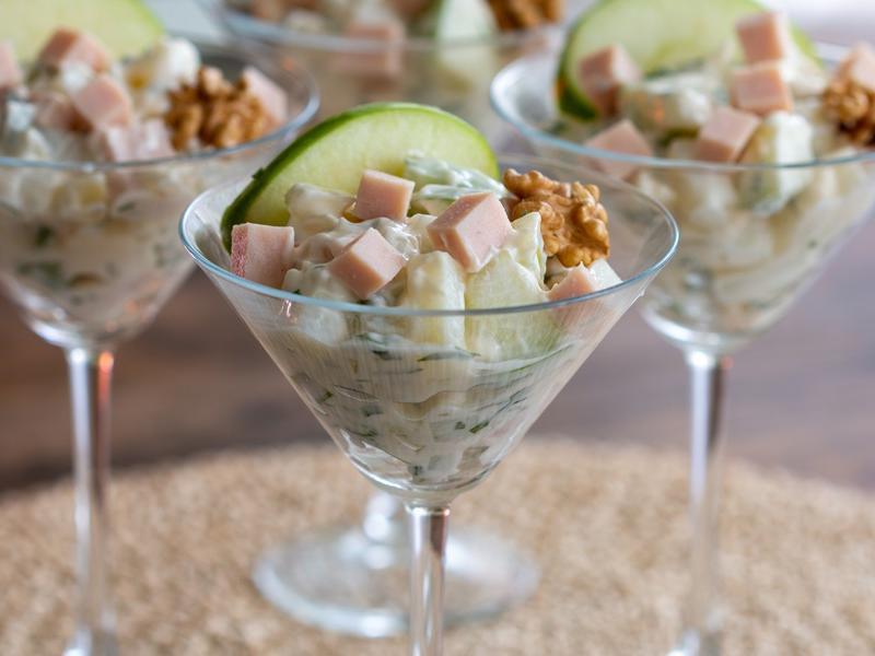 Eder indica salada leve e refrescante para o almoço do primeiro dia do ano