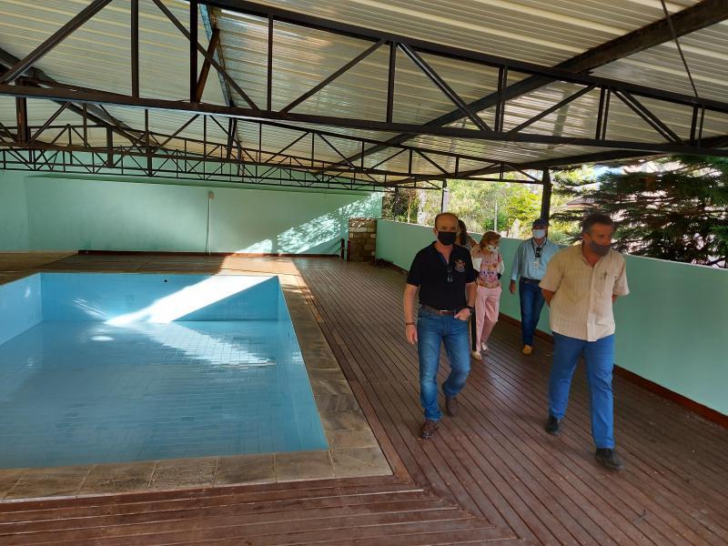 Senetur reintegra mais uma parte do Grande Hotel Serra Negra