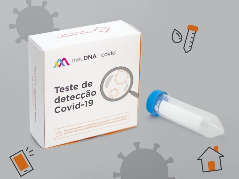 Grupo Raia-Drogasil e meuDNA se juntam para levar teste PCR de Covid pela saliva para a farmácia
