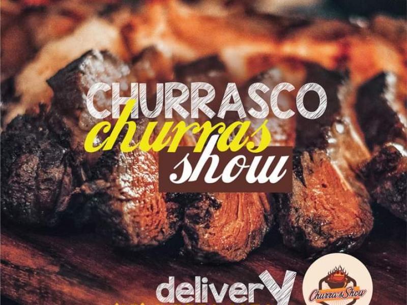 Churra's Show tem opções de delivery para churrasco, tanto para o almoço, quanto para a sua noite