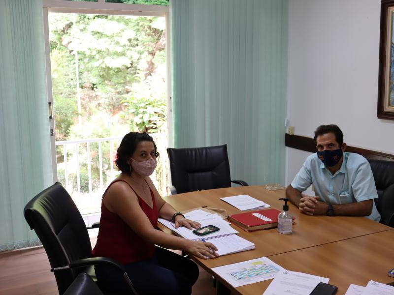 Prefeitura de Serra Negra avalia viabilidade de retorno das aulas presenciais na rede pública