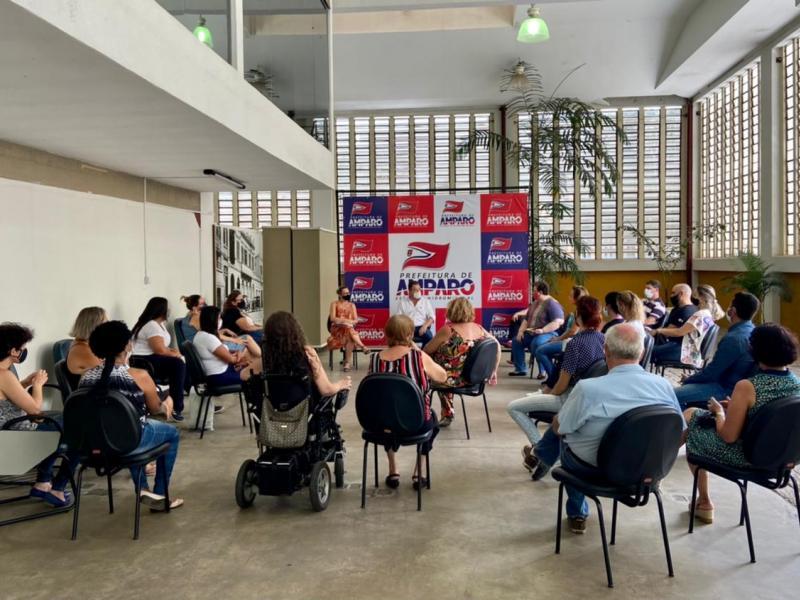 Prefeitura de Amparo reúne fomentadores do Turismo
