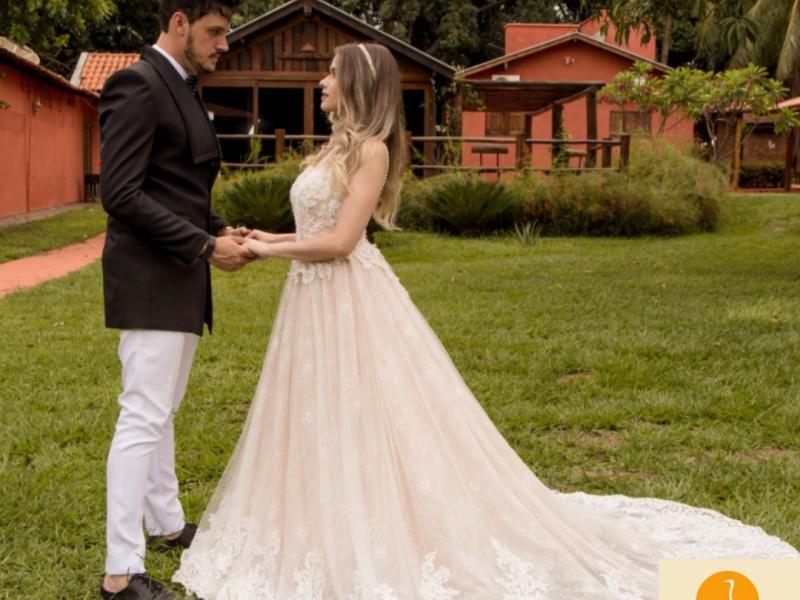 Eco Resort Foz do Marinheiro é opção para casamentos com charme rodeado de natureza plena