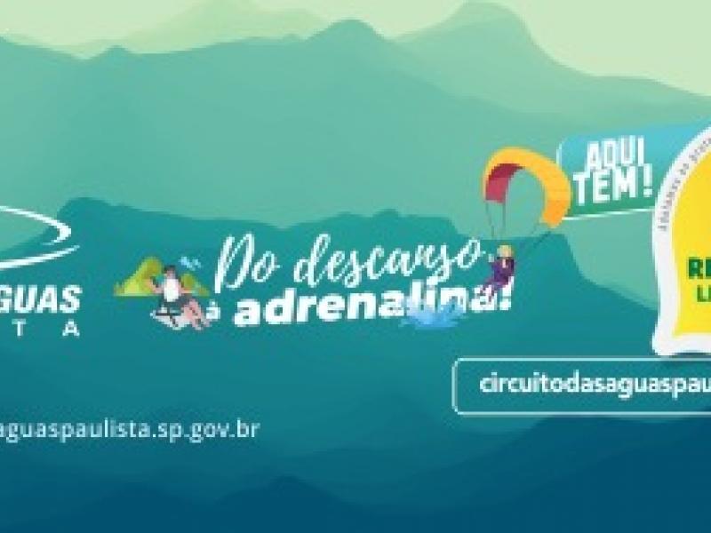 Cadastur é obrigatório para empreendimentos turísticos participarem das ações do Consórcio Circuito das Águas Paulista